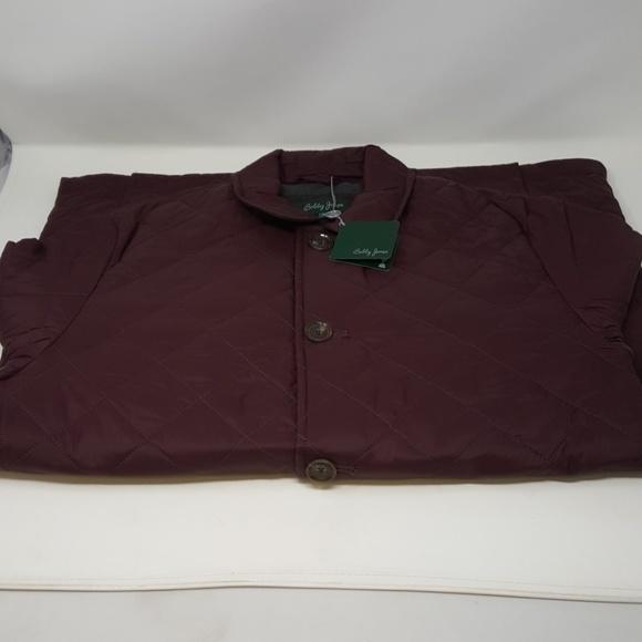 e04e6799e Bobby Jones Wesley Style Quilted Jacket NWT
